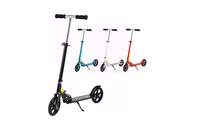 Hikole Scooter for Adult Youth Kids cheap pro scooters image